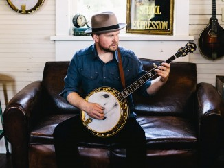 Ron Block banjo