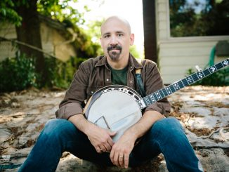 Tony Furtado banjo